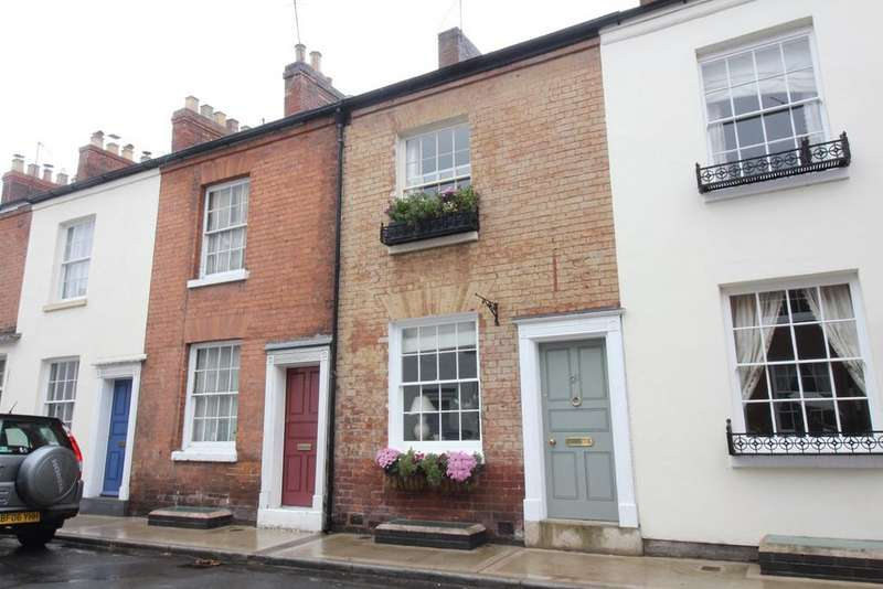 3 Bedrooms Terraced House for sale in York Place, off Britannia Square, Worcester, WR1