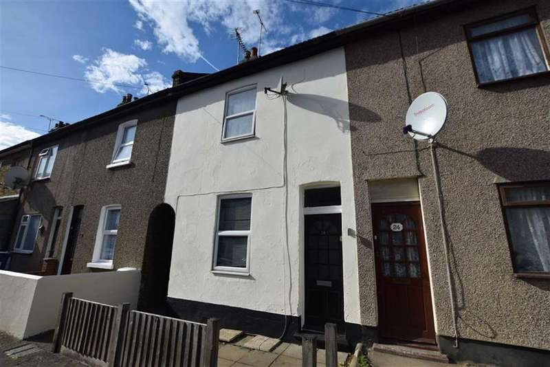 3 Bedrooms Terraced House for sale in Flint Street, Grays, Essex