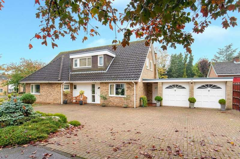 5 Bedrooms Detached House for sale in Pasture Road, Letchworth Garden City, SG6