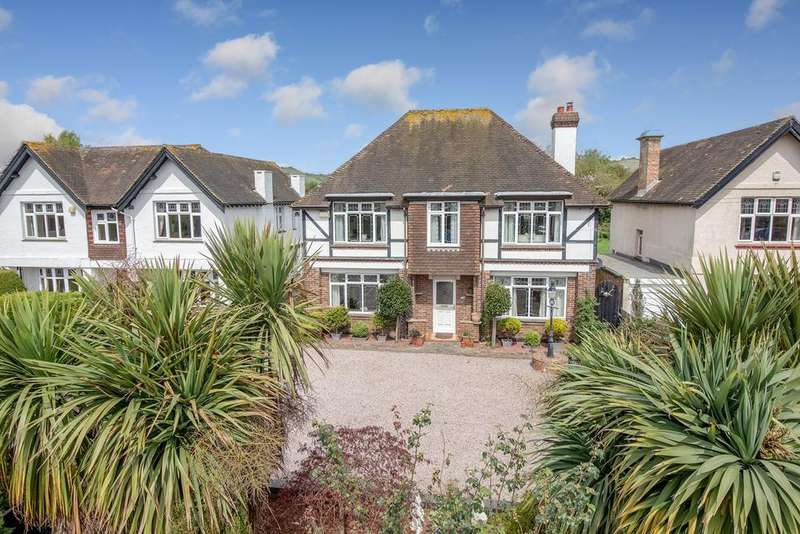 4 Bedrooms Detached House for sale in Cheriton Road, Folkestone, CT19