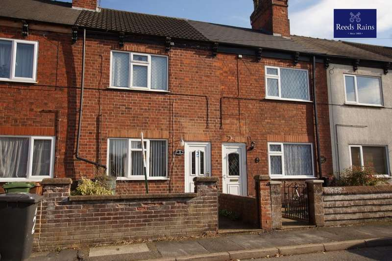 3 Bedrooms Terraced House for sale in Coronation Road, Ulceby, DN39
