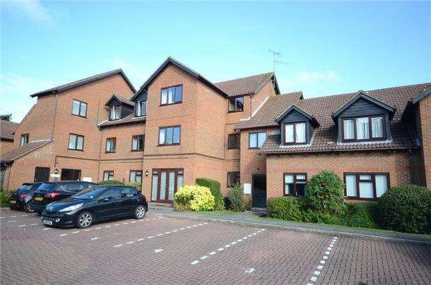 2 Bedrooms Apartment Flat for sale in Sadlers Court, Winnersh, Wokingham