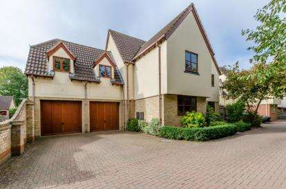 5 Bedrooms Detached House for sale in Melbourn, Royston, Cambridgeshire