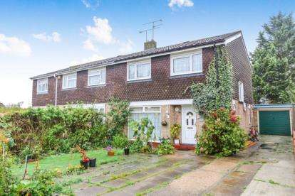 4 Bedrooms Semi Detached House for sale in Brandles Road, Letchworth Garden City, Hertfordshire