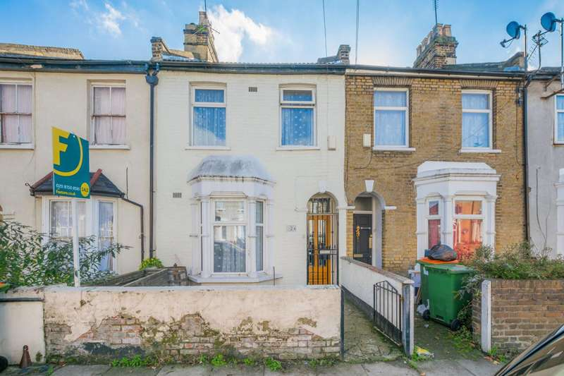 3 Bedrooms House for sale in Keogh Road, Stratford, E15