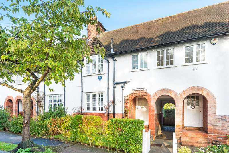 2 Bedrooms House for sale in Asmuns Hill, Hampstead Garden Suburb