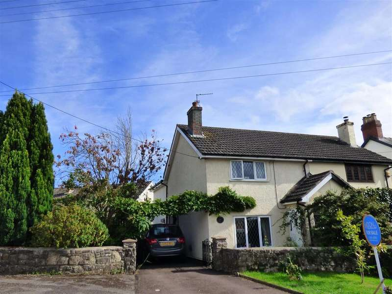 3 Bedrooms Semi Detached House for sale in Jasmine Cottages, Portskewett, Caldicot
