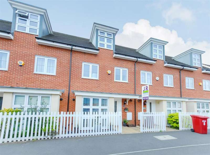 4 Bedrooms Terraced House for sale in Bantry Road, Cippenham