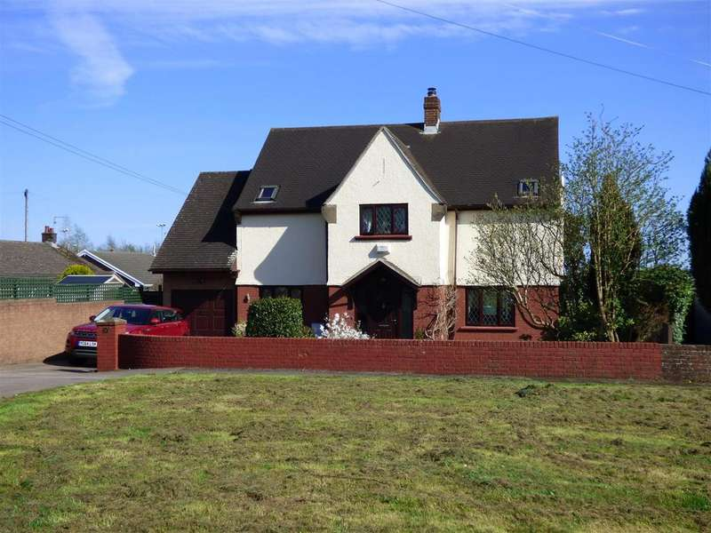 4 Bedrooms Detached House for sale in Beech Grove, Chepstow