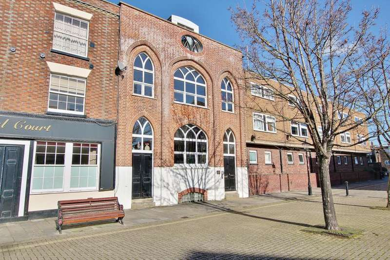 2 Bedrooms Apartment Flat for sale in St Michaels Square, Southampton