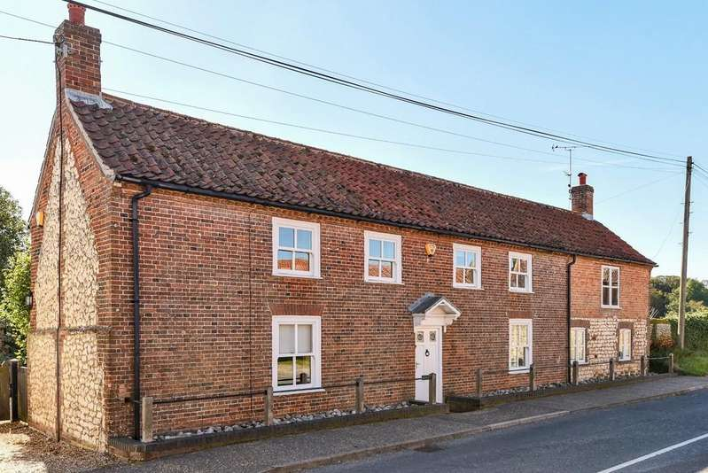 5 Bedrooms Detached House for sale in Ringstead