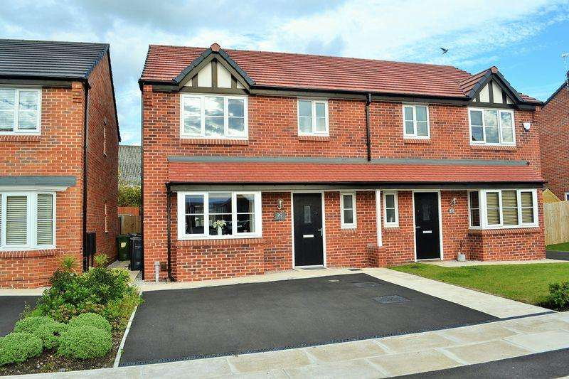 3 Bedrooms Semi Detached House for sale in Longridge Drive, Netherton