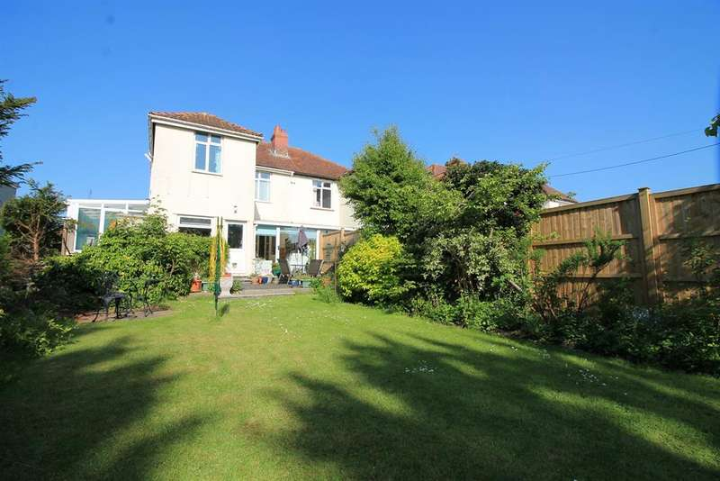 4 Bedrooms Semi Detached House for sale in Ham Green, Pill, North Somerset, BS20
