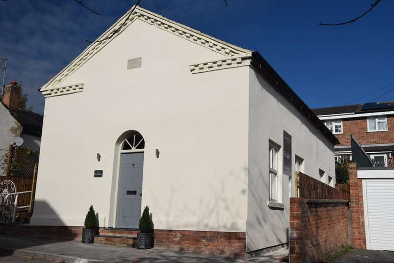 2 Bedrooms House for sale in Chapel Street, Smisby, LE65