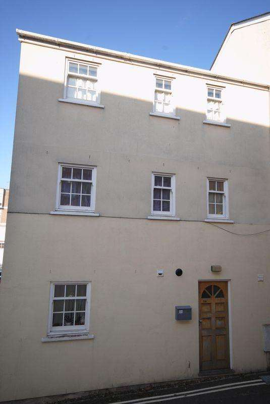 1 Bedroom House for sale in 54 South Street, Exeter