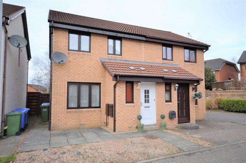 3 Bedrooms Semi-detached Villa House for sale in 15 Camphill Place, Ayr, KA7 3NN