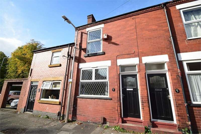 2 Bedrooms Terraced House for sale in Abergele Street, Davenport, Stockport, Cheshire