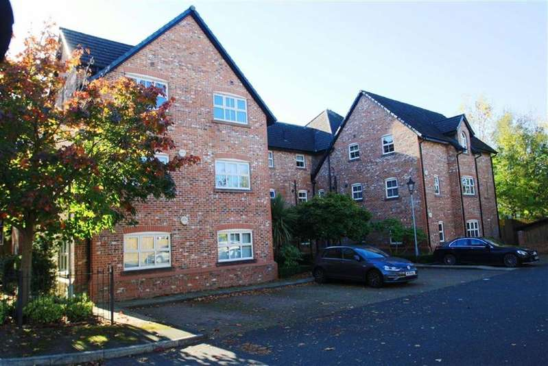 2 Bedrooms Apartment Flat for sale in Swallow Court, Lacey Green Road, Wilmslow