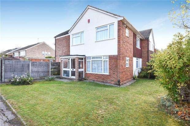 4 Bedrooms Semi Detached House for sale in Redford Road, Windsor, Berkshire
