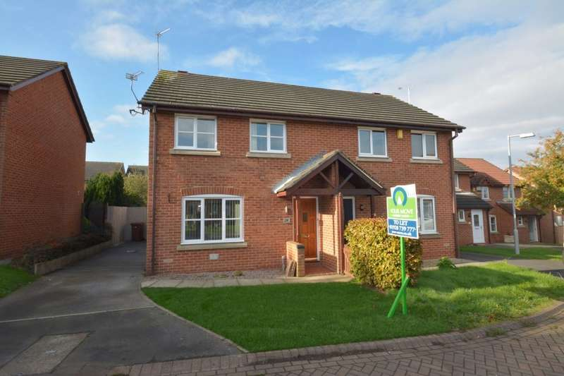 3 Bedrooms Semi Detached House for sale in Watersedge, Frodsham, WA6