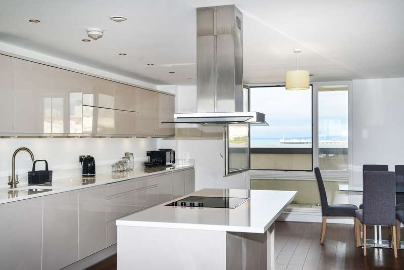 4 Bedrooms Apartment Flat for rent in Penthouse, Sirius, 2 the Boardwalk, Brighton