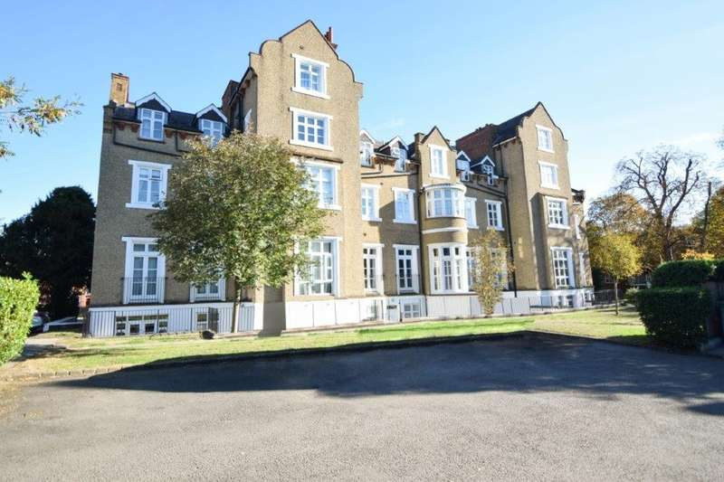 2 Bedrooms Flat for sale in Upton Park, Slough, SL1