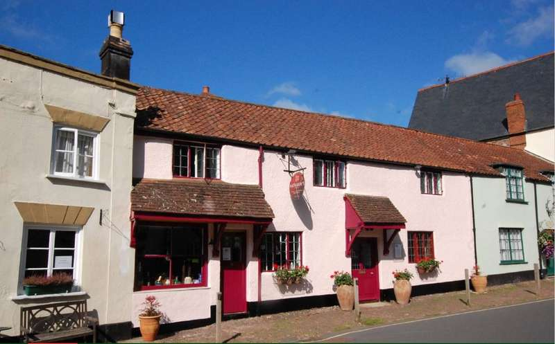Shop Commercial for sale in West Street, Dunster, Minehead, Somerset, TA24