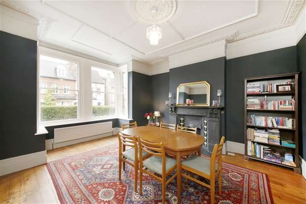 4 Bedrooms Terraced House for sale in Devonshire Road, Forest Hill