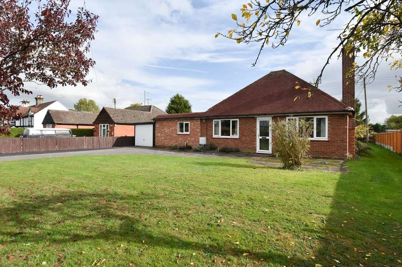 3 Bedrooms Detached Bungalow for sale in Middletown Lane, Studley, B80