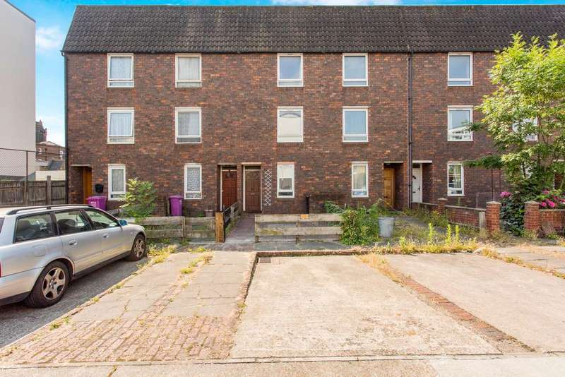 4 Bedrooms Town House for sale in Treby Street, E3