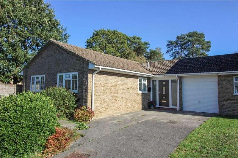 3 Bedrooms Bungalow for sale in Harvard Road, Owlsmoor, Sandhurst, Berkshire, GU47