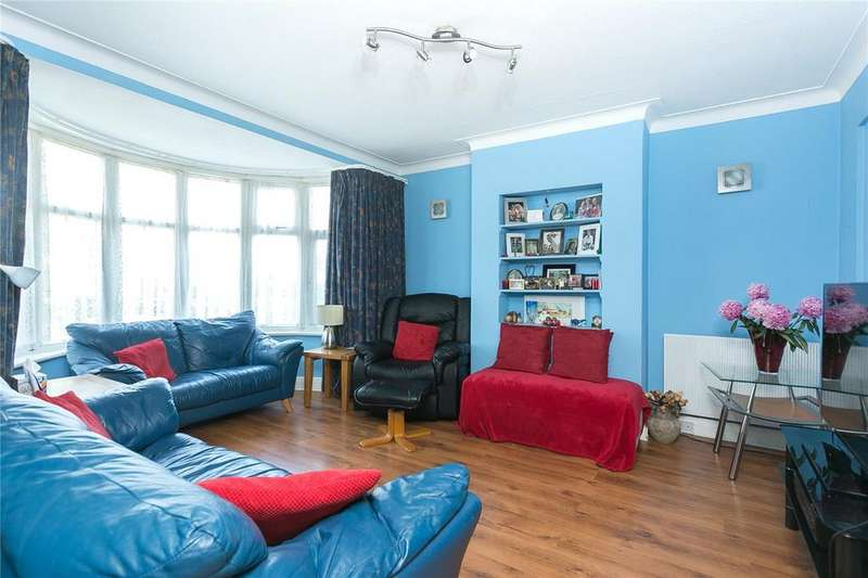 4 Bedrooms Semi Detached House for sale in Randall Avenue, London, NW2