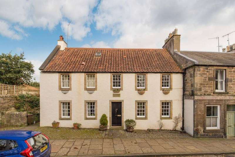 2 Bedrooms Cottage House for sale in 8 The Causeway, Duddingston EH15 3PZ