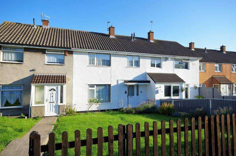 3 Bedrooms Terraced House for sale in Elmore Road, Patchway, Bristol