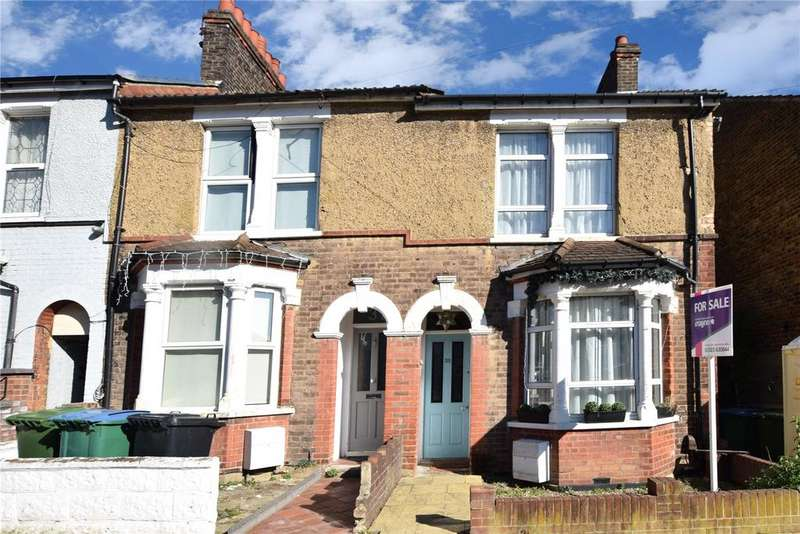 2 Bedrooms Terraced House for sale in St James Road, Watford, Hertfordshire, WD18