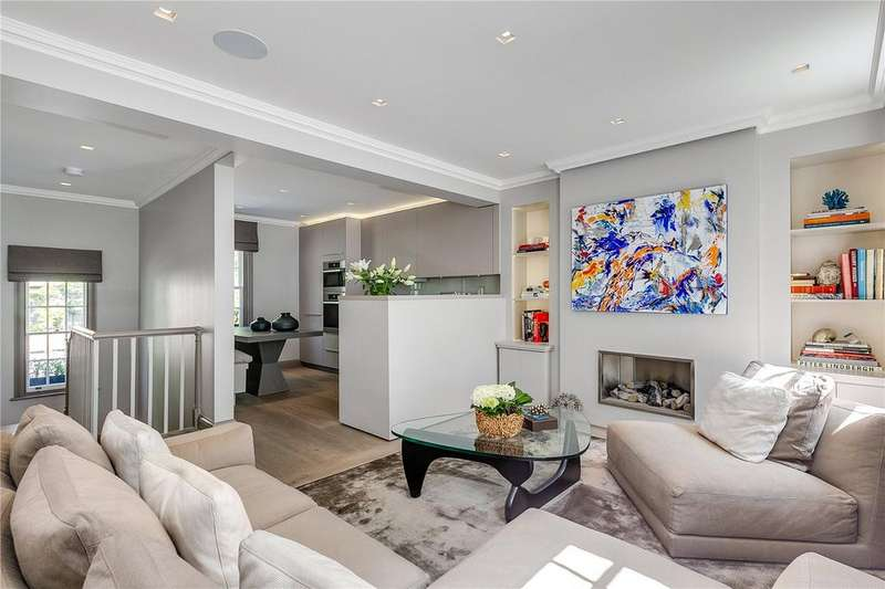 3 Bedrooms Flat for sale in Brompton Place, Knightsbridge