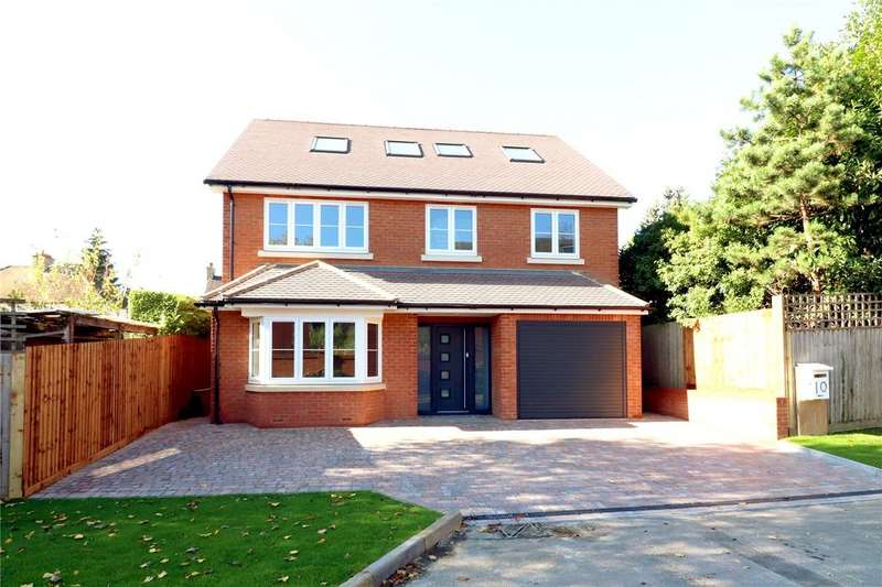 5 Bedrooms House for sale in Jubilee Walk, Kings Langley, Hertfordshire, WD4