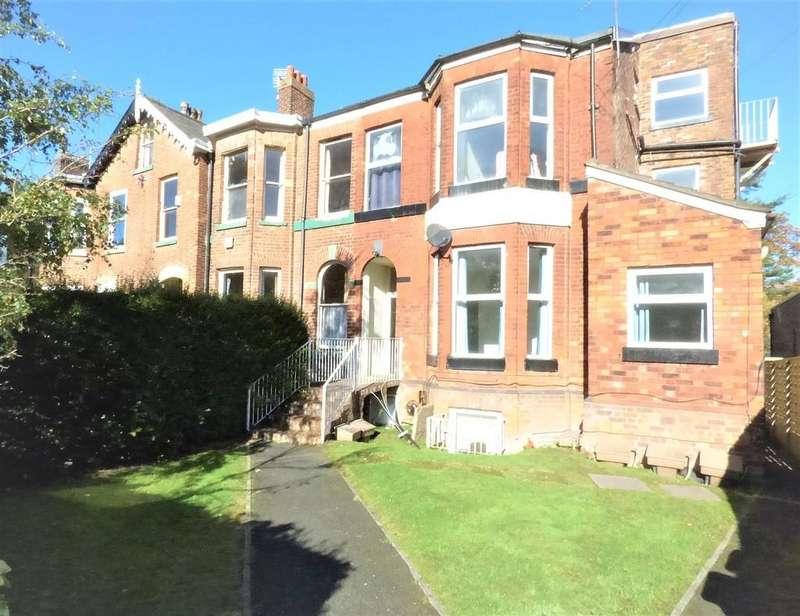 8 Bedrooms End Of Terrace House for sale in Hooley Range, Heaton Moor