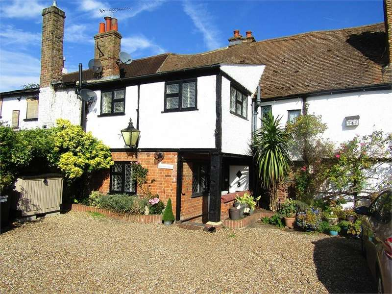 3 Bedrooms Terraced House for sale in King Johns Palace, Park Street, Colnbrook, Berkshire