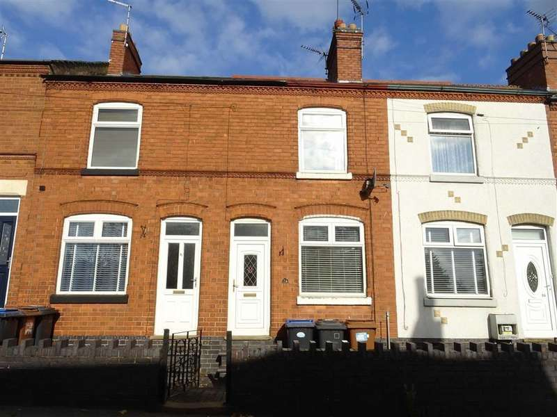 2 Bedrooms Terraced House for sale in Chapel Street, Barwell