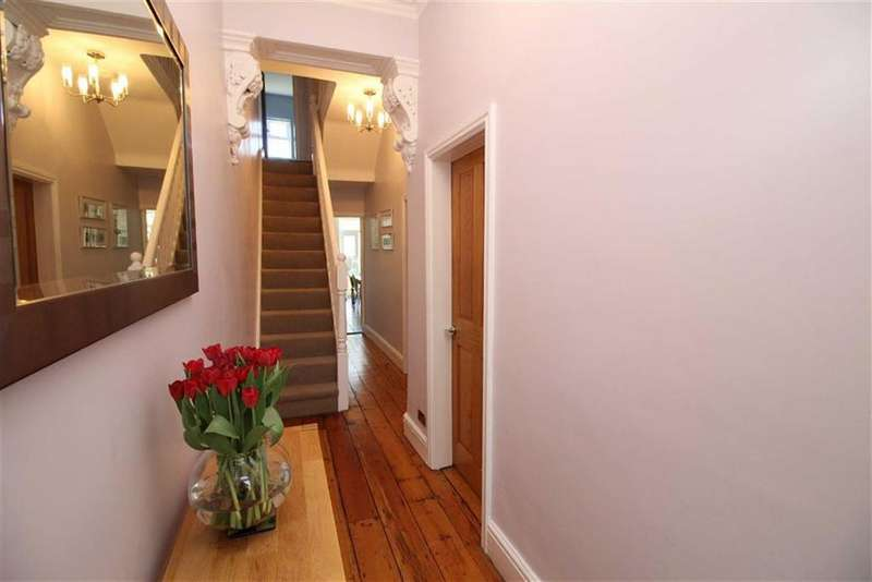 5 Bedrooms Terraced House for sale in High Lane, Chorlton