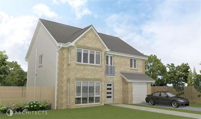 4 Bedrooms Detached House for sale in Moffat Manor, Plot 1 - The Vegas, Airdrie