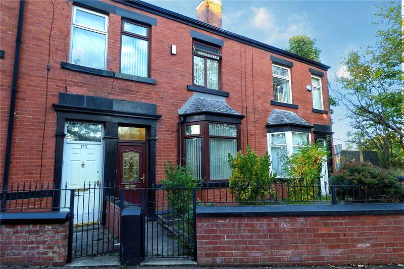 4 Bedrooms Terraced House for sale in Milkstone Road, Rochdale, Lancashire, OL11