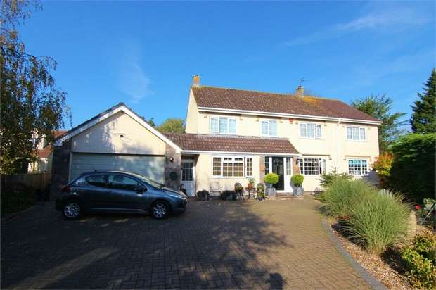 5 Bedrooms Detached House for sale in 8 Church Lane, BS24 0DS, Somerset