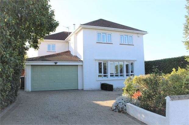5 Bedrooms Detached House for sale in Furze Road, Worlebury, Weston-super-Mare, North Somerset . BS22 9RX