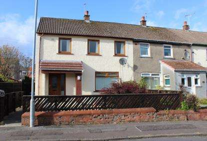 3 Bedrooms End Of Terrace House for sale in Brockly View, Kilbirnie