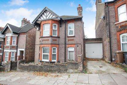 4 Bedrooms Detached House for sale in Havelock Road, Luton, Bedfordshire