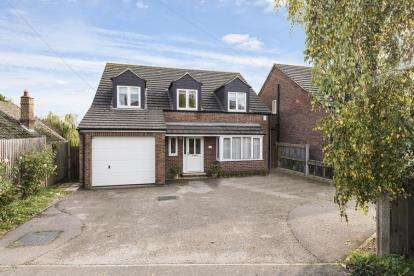 5 Bedrooms Detached House for sale in Sutton, Ely