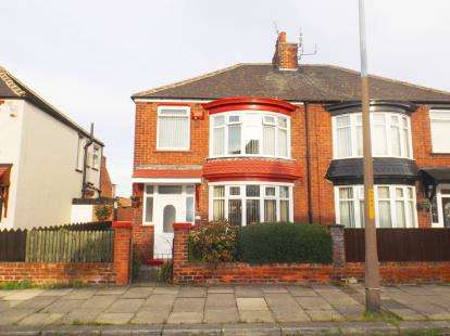 3 Bedrooms Semi Detached House for sale in Ida Road, Middlesbrough, .