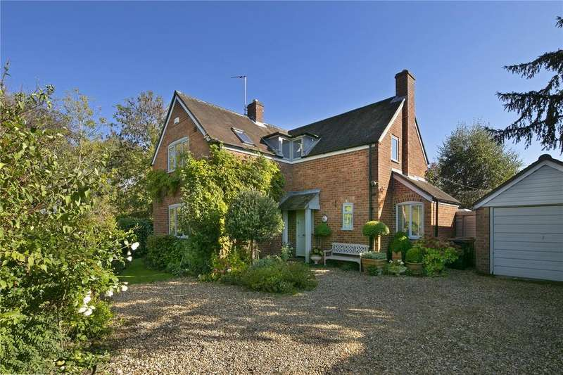 3 Bedrooms Detached House for sale in The Green, Marsh Baldon, Oxford, OX44